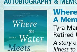 Where the Water Meets the Sand in Publishers Weekly – August 28, 2017